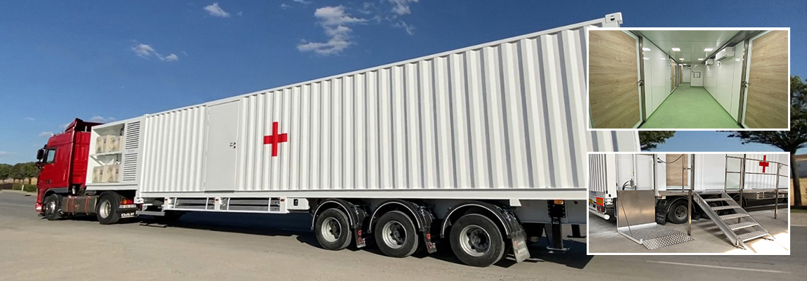 CT Container Shipped to Guatemala