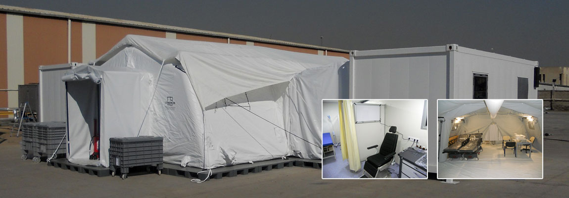 7 Mobile Clinics to Iraq & Syria, by GIZ (Germany), Feb 2016
