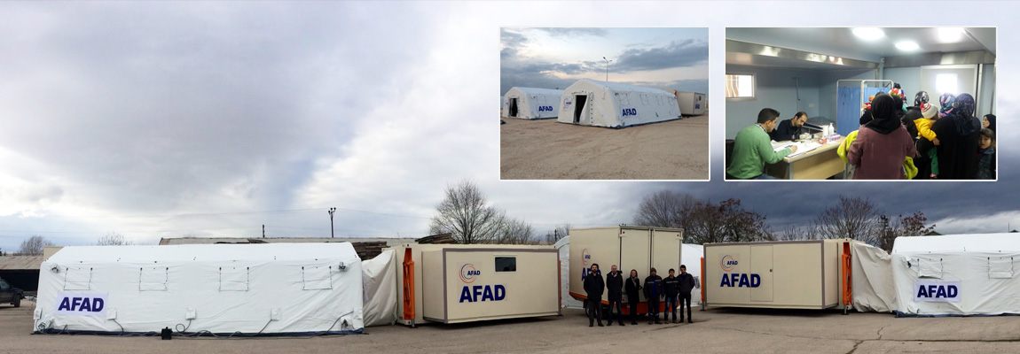 Four of One-Plus-One Units for AFAD are delivered